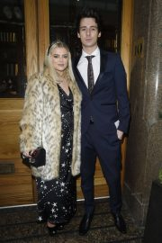 Lucy Fallon Arrives Tina O'Brien's Wedding Day in Manchester 2018/12/31 4
