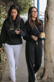 Madison Beer and Cindy Kimberly Out for Lunch in West Hollywood 2018/12/31 1
