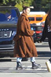 Madison Beer Out Shopping in Hollywood 2019/01/04 3