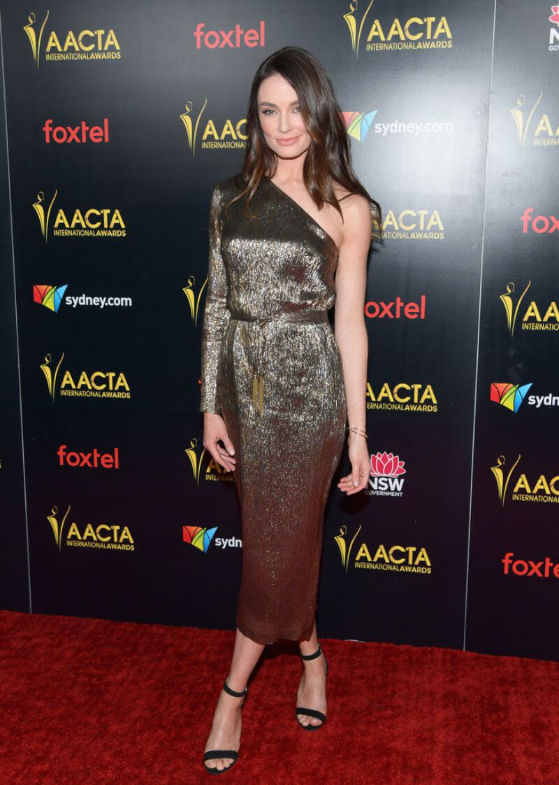 Mallory Jansen at 2019 AACTA International Awards in Los Angeles 2019/01/04 1