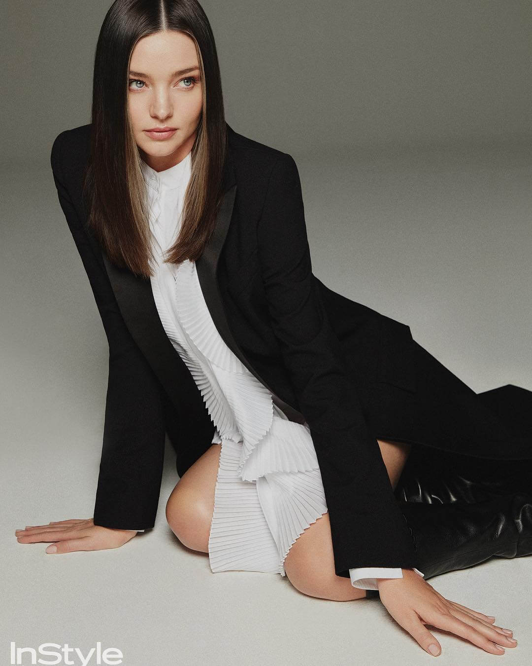 Miranda Kerr Photoshoot for InStyle China Magazine, December 2018 1