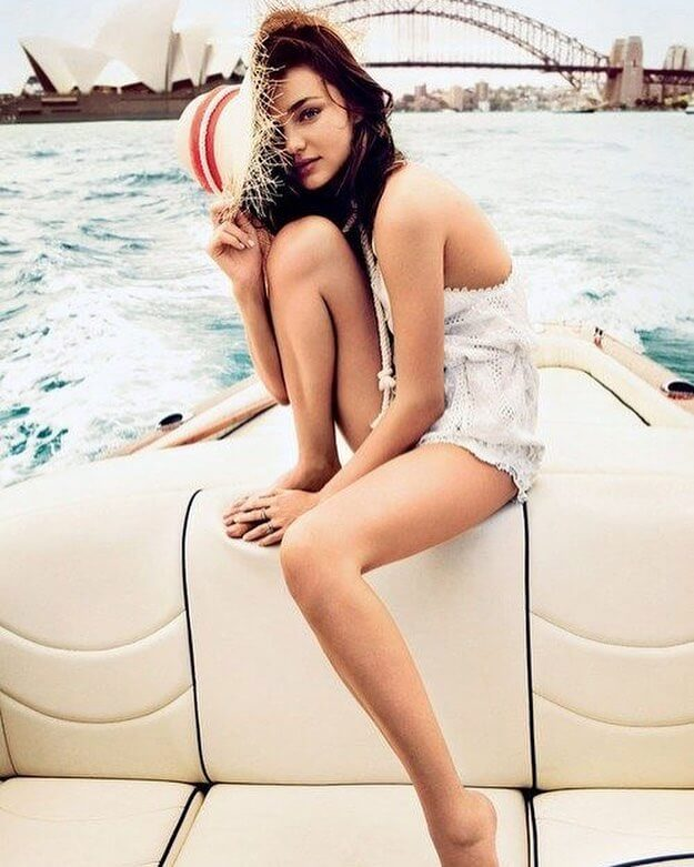 Model Miranda Kerr in latest photoshoot on Cruise in Australia - January 26, 2019 1