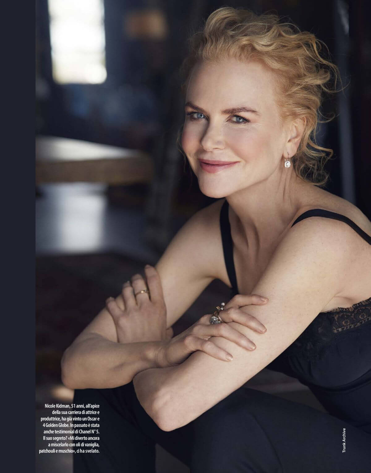 Nicole Kidman in Natural Style Magazine, January 2019 1
