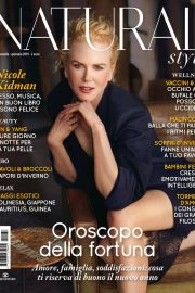 Nicole Kidman in Natural Style Magazine, January 2019 4