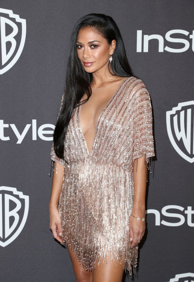 Nicole Scherzinger at Instyle and Warner Bros Golden Globe Awards Afterparty in Beverly Hills 2019/01/06 1