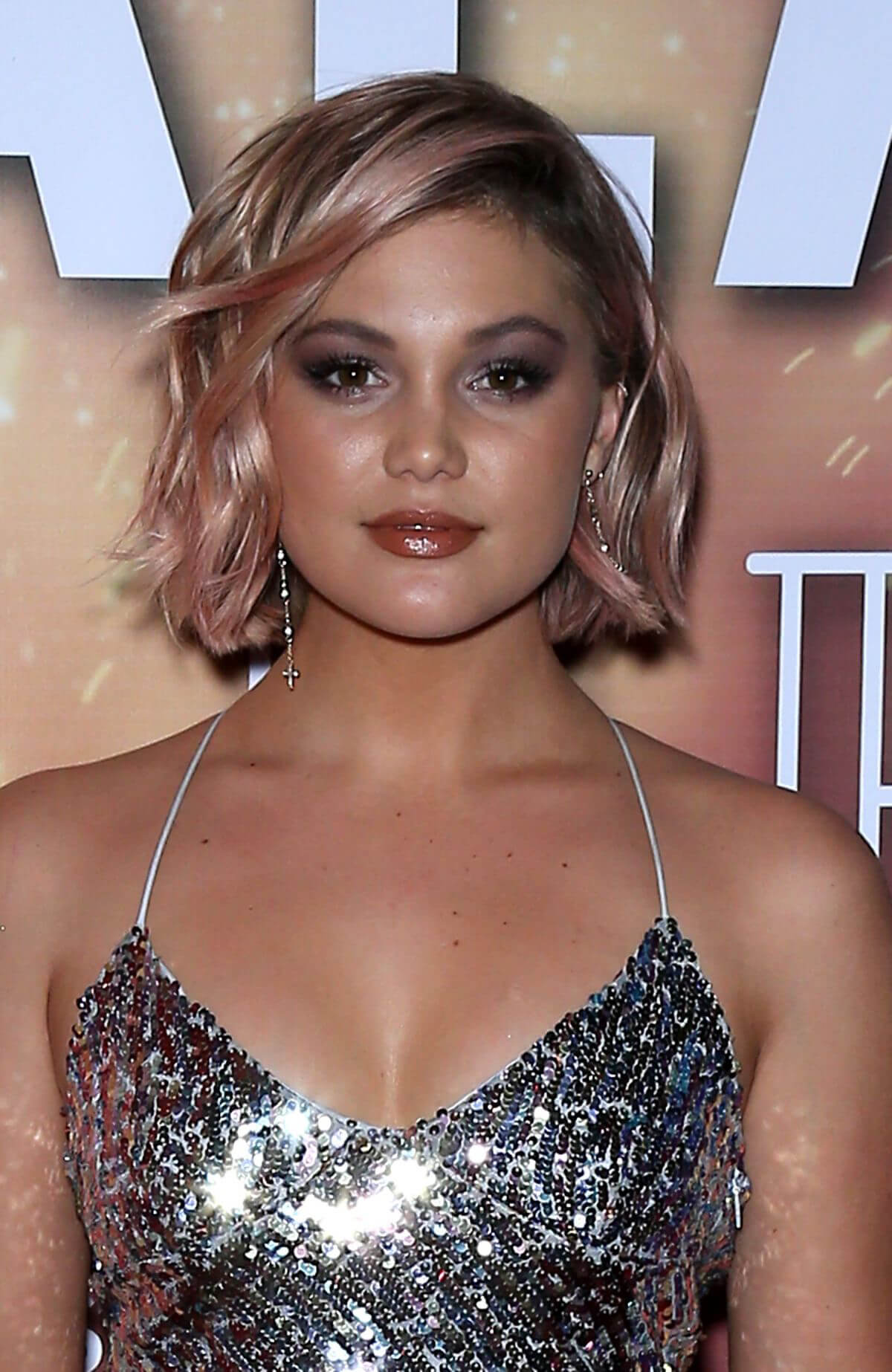 Olivia Holt at New Year's Eve at Apex Social Club in Las Vegas 2019/01/01