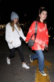 Olivia Jade and Isabella Rose at Delilah in West Hollywood 2018/12/28 2