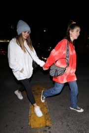 Olivia Jade and Isabella Rose at Delilah in West Hollywood 2018/12/28 5