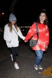 Olivia Jade and Isabella Rose at Delilah in West Hollywood 2018/12/28 7