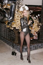 Rachel McCord at New Year Celebration at Crustacean Restaurant in Beverly Hills 2018/12/31 8