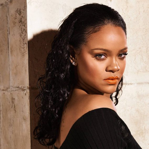 Rihanna for Fenty Beauty Mattemoiselle Photos, Decemeber 2018 1