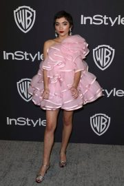 Rowan Blanchard at Instyle and Warner Bros Golden Globe Awards Afterparty in Beverly Hills 2019/01/06 5