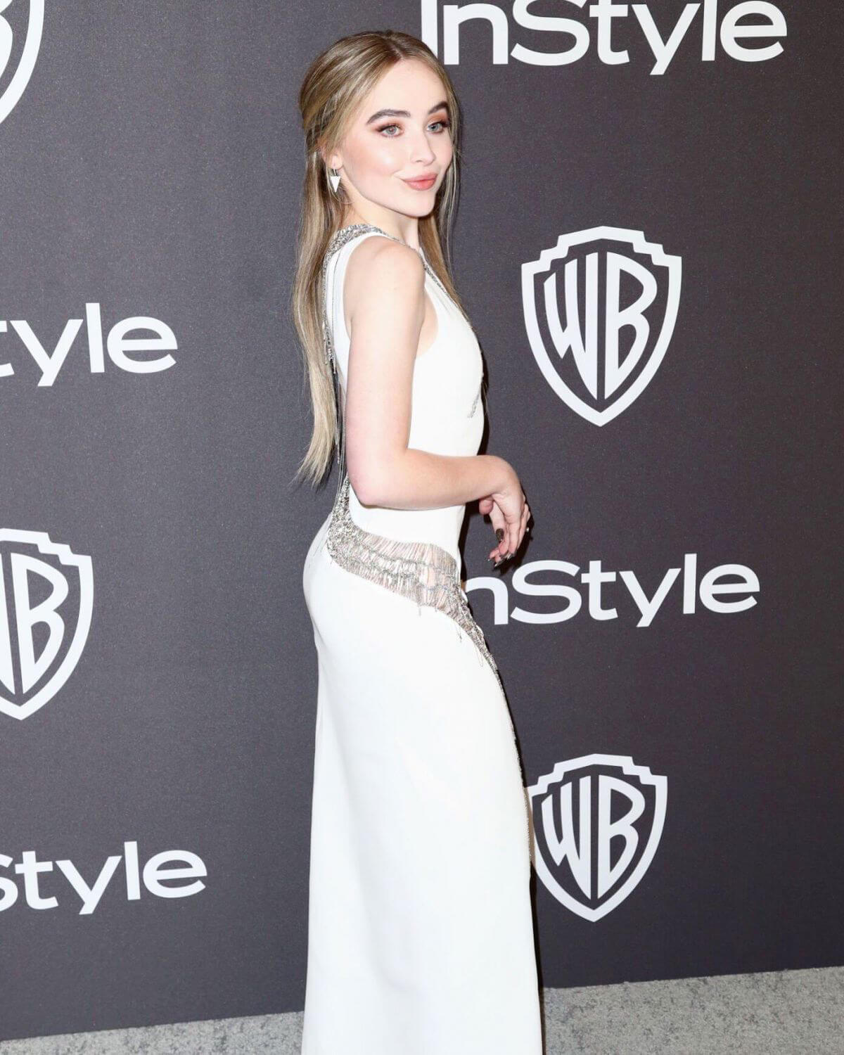 Sabrina Carpenter at Instyle and Warner Bros Golden Globe Awards Afterparty in Beverly Hills 2019/01/06 1