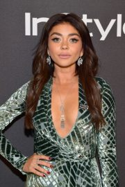 Sarah Hyland at Instyle and Warner Bros Golden Globe Awards Afterparty in Beverly Hills 2019/01/06 3