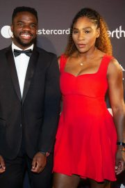 Serena Williams at Hopman Cup New Year's Eve Gala in Perth 2018/12/31 2