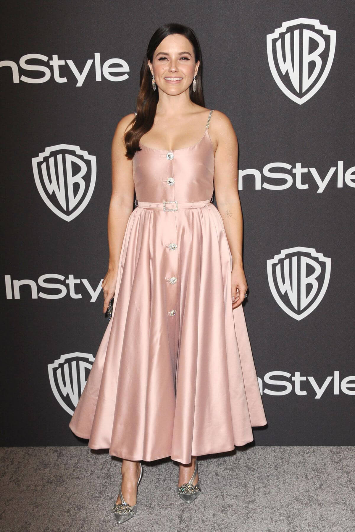 Sophia Bush at Instyle and Warner Bros Golden Globe Awards Afterparty in Beverly Hills 2019/01/06 1