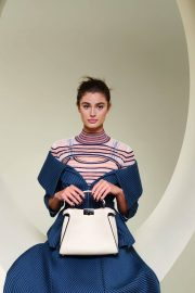Taylor Hill for Fendi Spring/Summer 2018 Campaign Photos 4