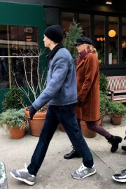 Taylor Swift and Joe Alwyn Out in New York 2018/12/29 2