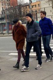 Taylor Swift and Joe Alwyn Out in New York 2018/12/29 4