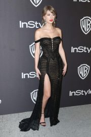 Taylor Swift at Instyle and Warner Bros Golden Globe Awards Afterparty in Beverly Hills 2019/01/06 7