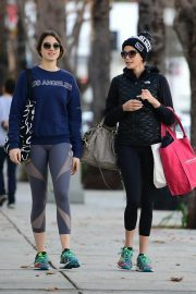 Teri Hatcher and Emerson Tenney Out in Los Angeles 2019/01/06 2