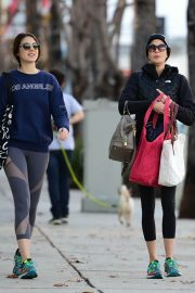 Teri Hatcher and Emerson Tenney Out in Los Angeles 2019/01/06 4