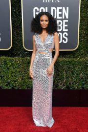 Thandie Newton at 2019 Golden Globe Awards in Beverly Hills 2019/01/06 1