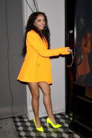 Tinashe at Craig's Restaurant in West Hollywood 2018/12/31 5