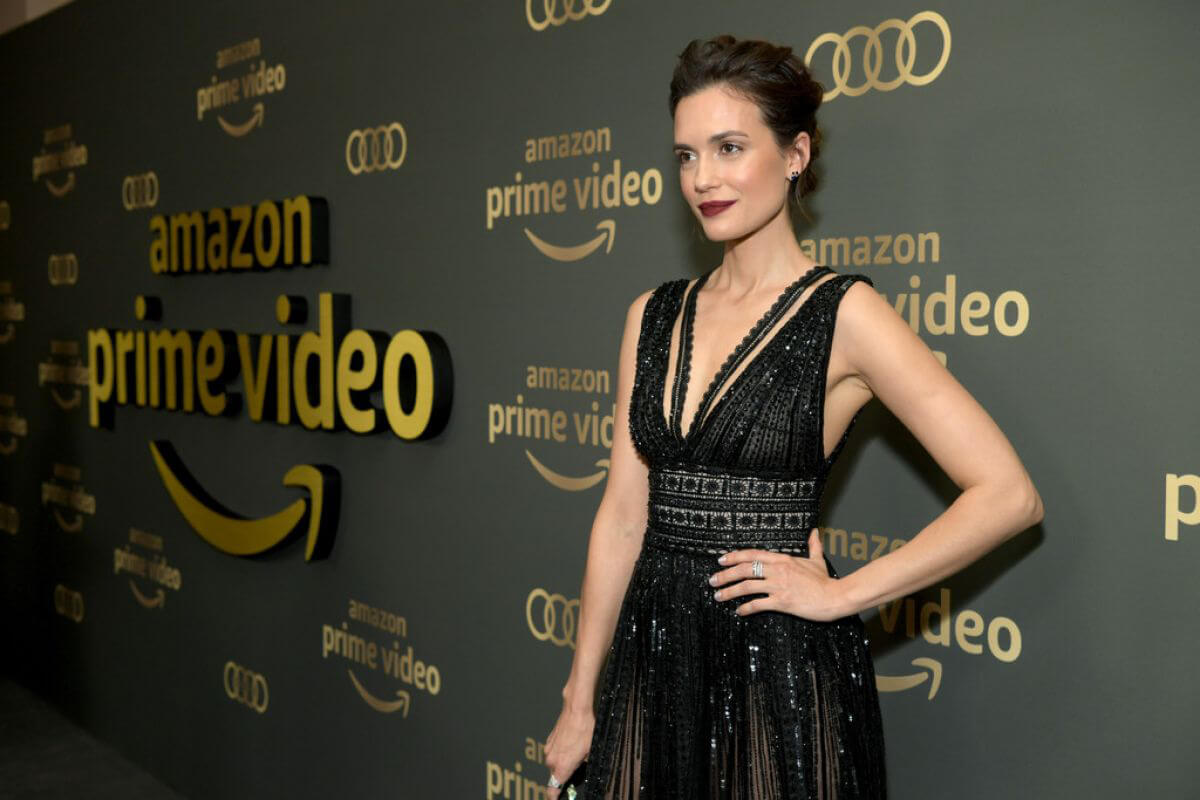 Torrey DeVitto at Amazon Prime Video Golden Globe Awards After Party in Beverly Hills 2019/01/06 1