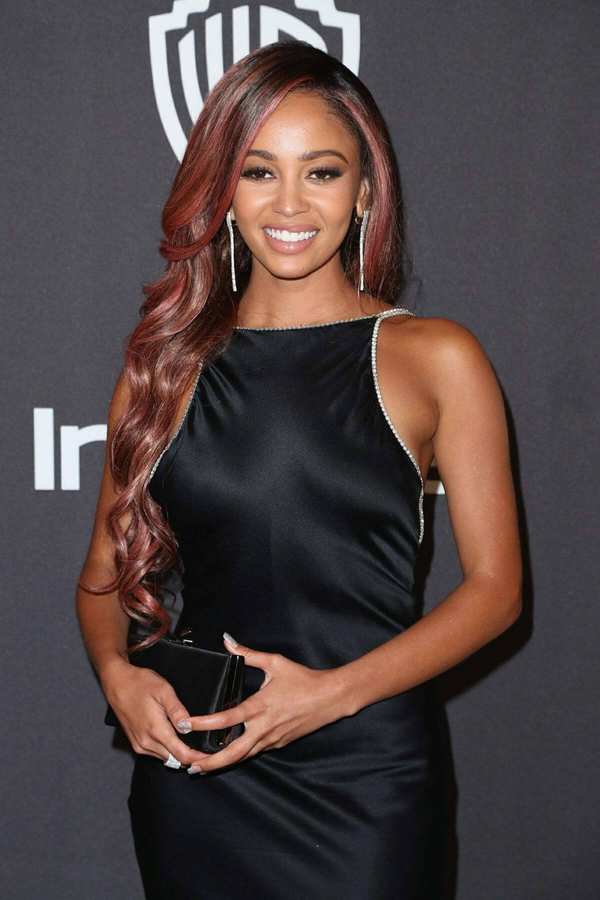 Vanessa Morgan at Instyle and Warner Bros Golden Globe Awards Afterparty in Beverly Hills 2019/01/06 1