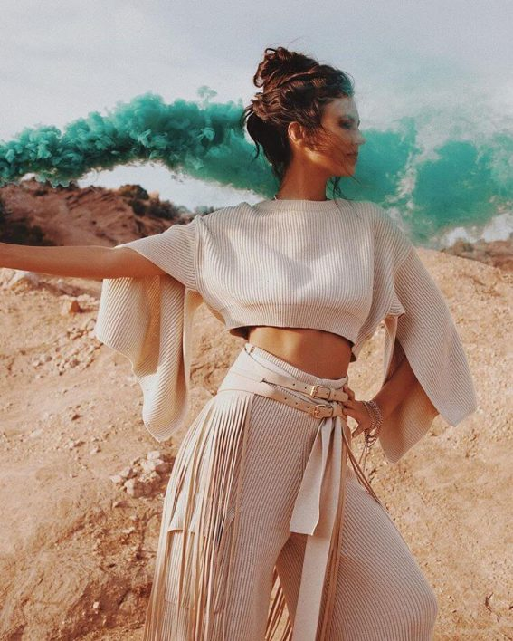 Victoria Justice outdoor photoshoot, January 2019 1