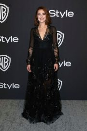 Zoey Deutch at Instyle and Warner Bros Golden Globe Awards Afterparty in Beverly Hills 2019/01/06 4