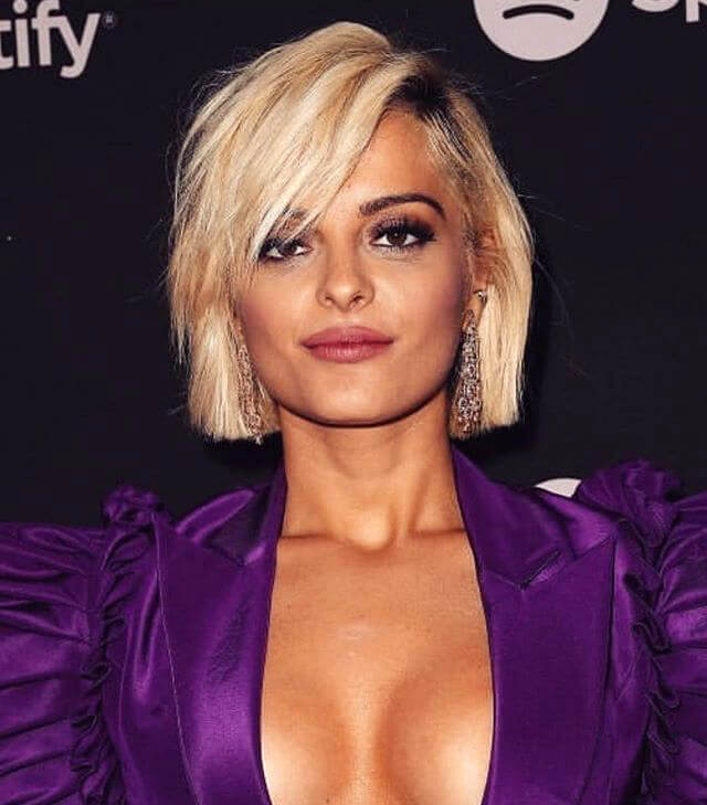 Bebe Rexha at Spotify 2019 Pre Grammy Awards Party - February 09, 2019 1