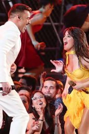 Camila Cabello, Ricky Martin and J Balvin in Grammys 2019: HAVANA Performance - February 11, 2019 1