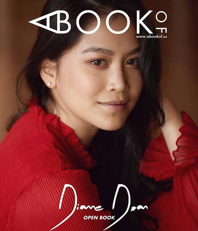 Dianne Doan Photoshoot for A Book Of Magazine, January 2019 Issue 1