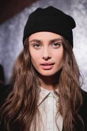 Taylor Hill walks runway at Zadig & Voltaire's Fall 2019 - February 13, 2019 1