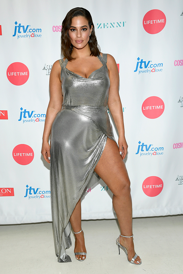 Ashley Graham Showed Off Her Legs In the Season 2 Finale of American Beauty Star 1