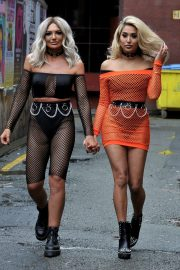 Abbie Holborn and Zahida Allen for Abbie's Shop Girl Fest in Manchester 2019/04/19 12