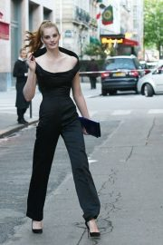 Alexina Graham Arrives at Scandal by Jean-paul Gaultier Party in Paris 2019/04/24 4