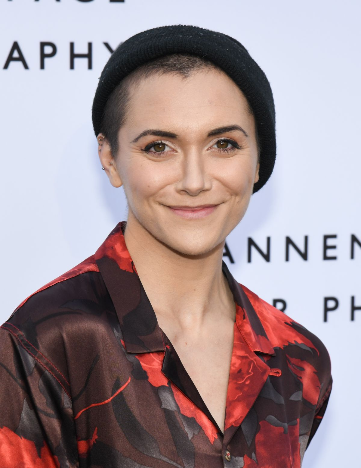 Alyson Stoner at Annenberg Space for Photography Opening Exhibition in Los Angeles 2019/04/26 1