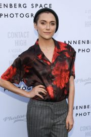 Alyson Stoner at Annenberg Space for Photography Opening Exhibition in Los Angeles 2019/04/26 3