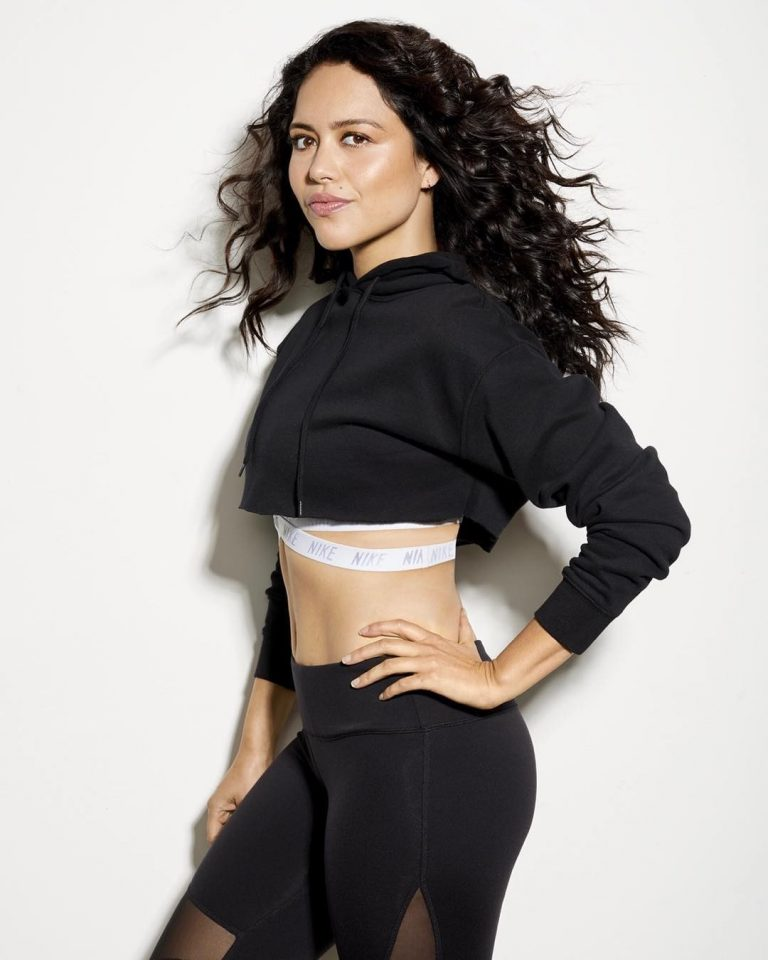 Alyssa Diaz at 2019 Allen Zaki photoshoot for Womens Health Magazine, April 2019 1