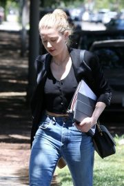 Amber Heard Out in Los Angeles 2019/04/19 12
