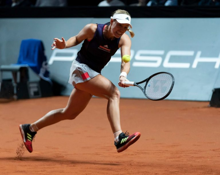 Angelique Kerber at 42nd Porsche Tennis Grand Prix 2019/04/26 1