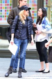 Anna Faris Leaves Her Hotel in New York 2019/04/19 4