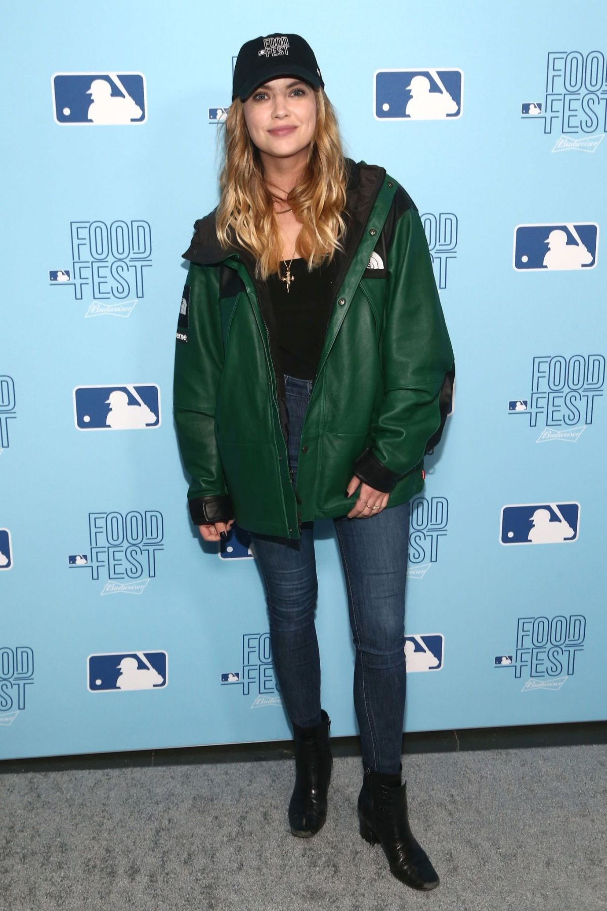 Ashley Benson at 2019 MLB Foodfest Special VIP Preview Night in Los Angeles 2019/04/25 1