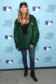 Ashley Benson at 2019 MLB Foodfest Special VIP Preview Night in Los Angeles 2019/04/25 5