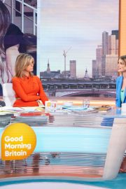 "Ashley James at ""Good Morning Britain TV Show in London 2019/04/26 1"