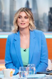 "Ashley James at ""Good Morning Britain TV Show in London 2019/04/26 2"