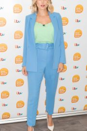 "Ashley James at ""Good Morning Britain TV Show in London 2019/04/26 5"